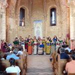 Las Cantigas de Alfonso X brillaron con voz propia gracias a 'Babel' en la iglesia de Calatrava la Nueva