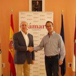 Cámara de Comercio y Ayuntamiento de Poblete suscriben un convenio para la promoción del emprendimiento y la creación de empresas