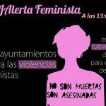 """Manzanares se suma a la concentración contra la violencia machista """"19J#AlertaFeministas"""" como cuestión de Estado"""