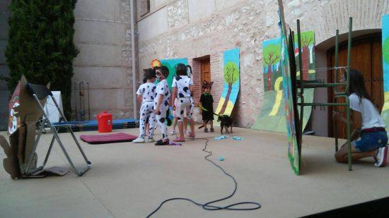 ceip don quijote exhibición 1