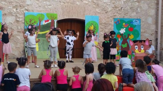 ceip don quijote exhibición 2