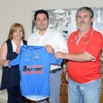 El equipo FENAVIN de ciclismo ha ganado el maillot de metas volantes en la Vuelta a Murcia