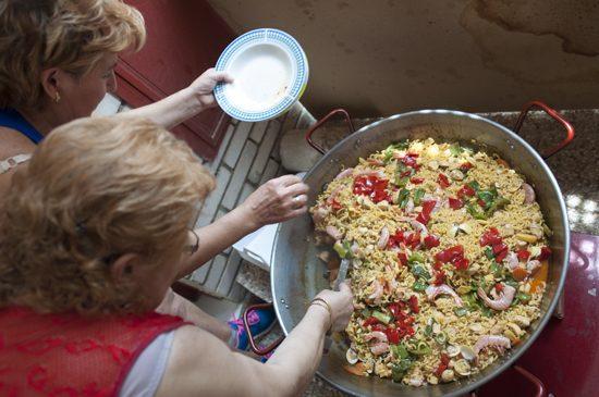 comida La Granja 3