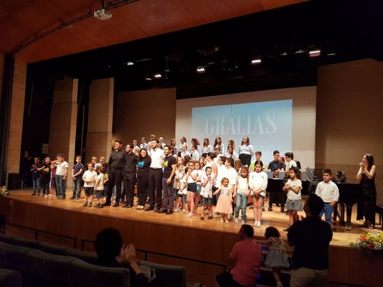 coro infantil ciudad real en Albacete 2