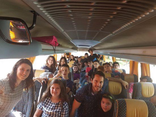 coro infantil ciudad real en Albacete 3