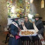 La Dulcinea y sus damas participan en las actividades de la Romería de Alarcos