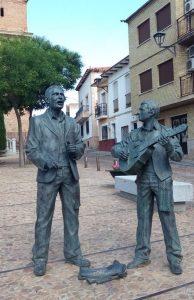 Homenaje a los mayeros en Plaza