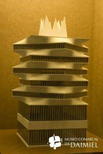 M. Fisac: La Pagoda (Laboratorios Jorda)