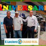E.Leclerc celebra su 23 aniversario sorteando una moto y un coche entre sus clientes