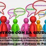 La Plataforma por el Futuro de Puertollano celebra este viernes el encuentro ciudadano con el equipo de Gobierno municipal