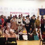 """Puertollano:Recepción a los grupos participantes en el IX Festival Folklórico """"Villa Minera"""""""
