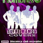 Sufre Mamón Covers: El nuevo grupo tributo a Hombres G debuta este sábado en Puertollano