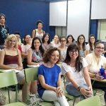 La jueza de violencia de género y la psicóloga de atención a las víctimas ofrecen una charla en el IES Atenea