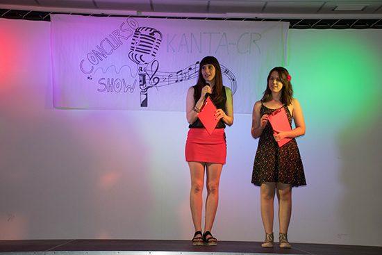 Presentadoras