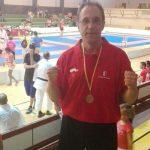 Puertollano: Tercer puesto de José Luis Ortiz en el Campeonato de España de Karate de veteranos