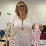 Kimo-kap, puntadas solidarias para los niños con cáncer