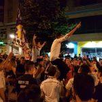 Puertollano: Apoteosis madridista en el Paseo de San Gregorio