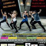 La Plaza de la Constitución acogerá este sábado el III Evento Lesmills Solidario, a beneficio de Andrea