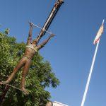 Admitida a trámite la querella de la Fundación Francisco Franco por la retirada del monumento al Alférez Provisional
