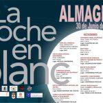Conciertos, juegos tradicionales, visitas guiadas, tapas… este viernes en la Noche en Blanco de Almagro