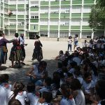 Ciudad Real: El CEIP Dulcinea del Toboso celebra su segunda Pandorga escolar