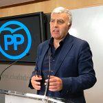 """Martín: """"A pesar de las muchas facilidades que ha tenido, Zamora ha protagonizado los dos peores años de gestión de la historia de este Ayuntamiento"""""""
