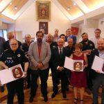 Ciudad Real: El policía local Francisco Javier Susín es condecorado con la medallaal mérito de Protección Civil