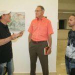 "Puertollano: Presentada en el Museo Municipal de Puertollano la novela ""La Reina-Dios"" de José González Ortiz"