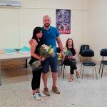 Valverde: Sophie Igualada, reina de las fiestas de San Pantaleón