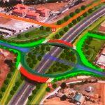 Apedal advierte de que con la opción de la ampliación de la rotonda se debería abordar el problema de los accesos
