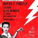 Rufus T. Firefly presenta su último álbum en la Sala Urgencias de Almagro