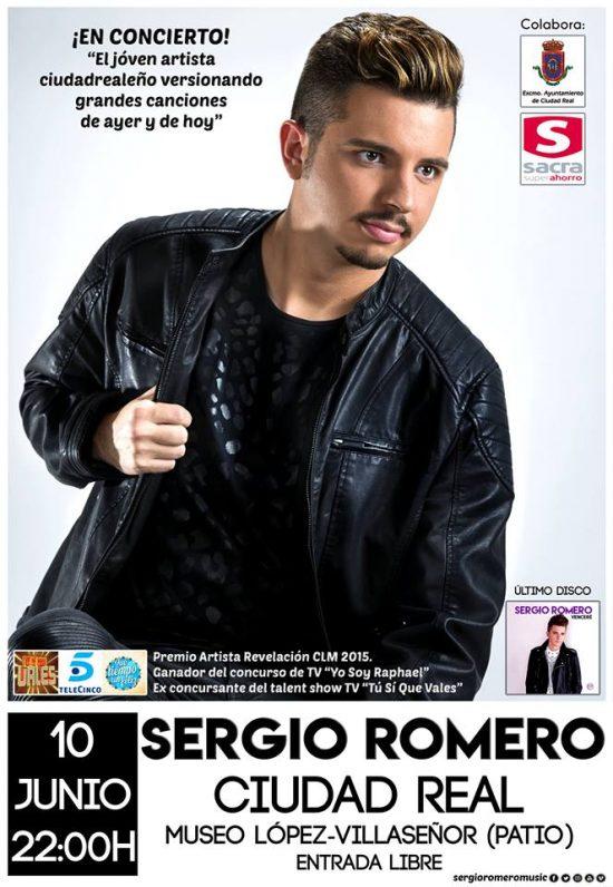sergio romero concierto