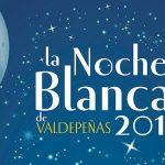 Valdepeñas celebra este viernes a la 'Noche Blanca' con música y descuentos de hasta el 50%