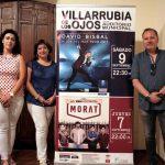 Morat y David Bisbal, conciertos principales de las Fiestas de Villarrubia de los Ojos