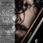 Puertollano: Luna acoge este sábado el directo del virtuoso violinista Santiago Vokram