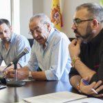 Abascal apadrina el nuevo proyecto de VOX Ciudad Real con David Maldonado al frente