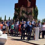 Ciudad Real homenajea a las víctimas del terrorismo en el XX aniversario del asesinato de Miguel Ángel Blanco