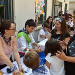 La Ludoteca Inclusiva de Larache celebra por adelantado la Fiesta de la Pandorga