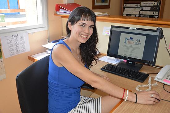 Cristina-González,-técnica-responsable