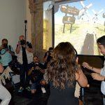 El Museo del Quijote cuenta con nuevos elementos interactivos cedidos por el Gobierno Regional