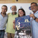 Los Amigos de Javier Segovia cantarán a la luna de la Pandorga
