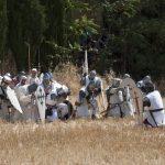 batalla de Alarcos segundo día 31