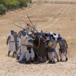 batalla de Alarcos segundo día 34