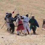 batalla de Alarcos segundo día 41
