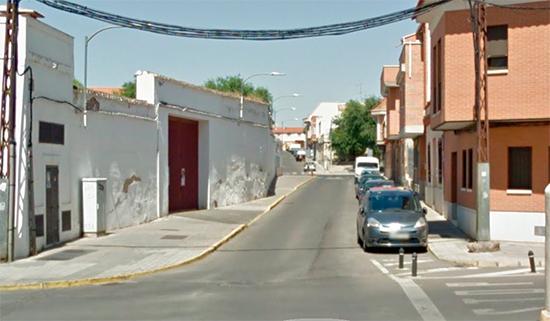 Calle Esperanza. Archivo