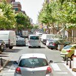 Ciudad Real: Accidente entre un turismo y una motocicleta en la calle Toledo