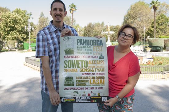cartel pandorga reggae 1