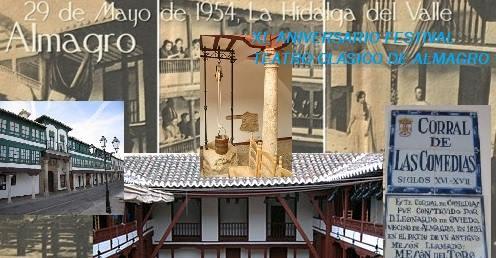 40 Aniversario del Festival Internacional de Teatro Clásico de Almagro