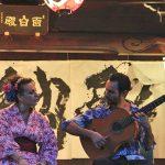 Ciudad Real: Miguel Calatayud y Yolanda Almodóvar pasean su arte por Japón