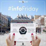 'La información juvenil llega a tu barrio': Mille Cunti pone en marcha #infoFriday